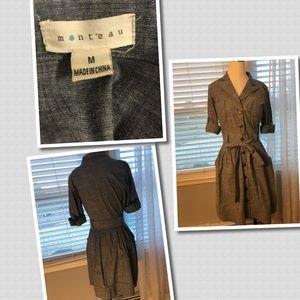 Monteau Ladies Medium Dress.